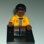 Stranger Things Lucas  Lego style Minifigure Amazing quality
